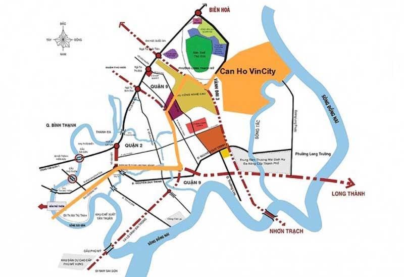 买房子在胡志明市越南
