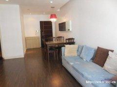 高级公寓2房1厅在胡志明市越南